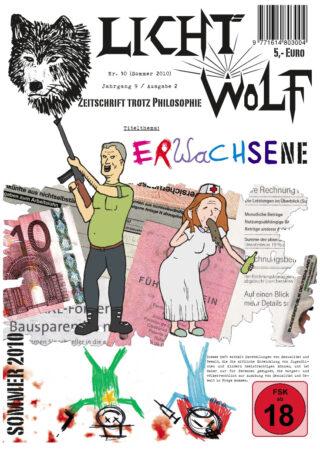 """Lichtwolf Nr. 30 (""""Erwachsene"""")"""