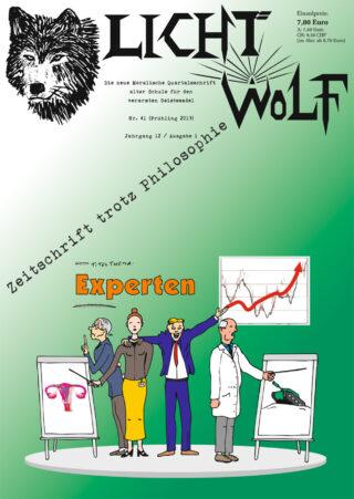 """Lichtwolf Nr. 41 (""""Experten"""")"""