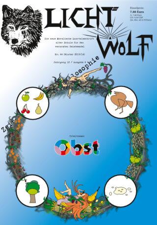 """Lichtwolf Nr. 44 (""""Obst"""")"""