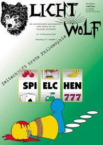 """Lichtwolf Nr. 45 (""""Spielchen"""") (E-Book)"""