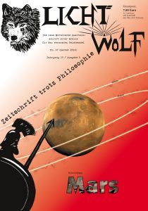 """Lichtwolf Nr. 47 (""""Mars"""")"""