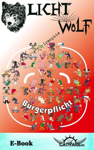 Lichtwolf Nr. 43 (Bürgerpflicht) als E-Book