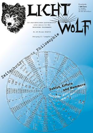 Lichtwolf Nr. 40