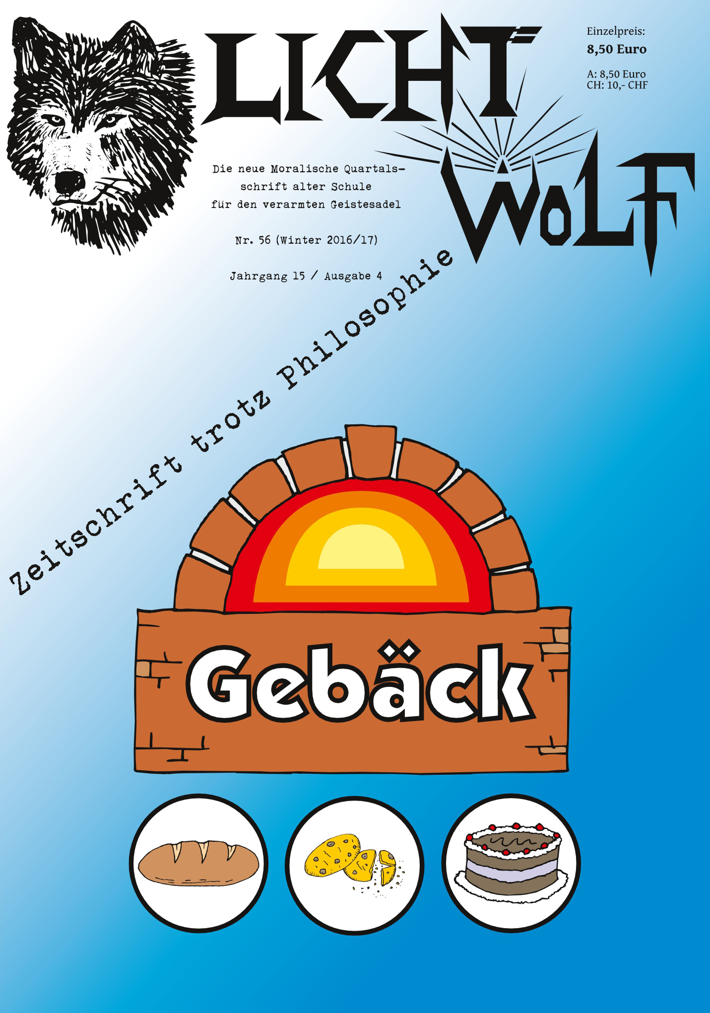 "Lichtwolf Nr. 56 (""Gebäck"")"