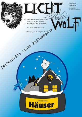 """Lichtwolf Nr. 48 (""""Häuser"""")"""