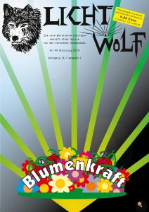 """Lichtwolf Nr. 49 (""""Blumenkraft"""") (E-Book)"""