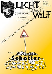 "Lichtwolf Nr. 50 (""Schotter"") (E-Book)"