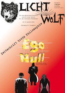 "Lichtwolf Nr. 51 (""Ego Null"") (E-Book)"