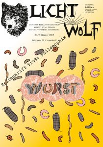 "Lichtwolf Nr. 58 (""Wurst"") (E-Book)"